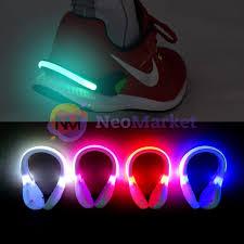 Купить <b>Накладки для обуви Element13</b> Shoe Clip Led Black 00019 ...