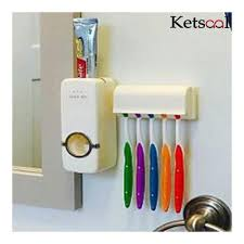 Plastic <b>Automatic Toothpaste Dispenser</b>, For <b>Home</b>,Hotel, Rs 59 ...