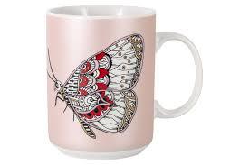 <b>Кружка</b> Бабочка, <b>Home</b> & <b>Style</b> купить в интернет-магазине ...