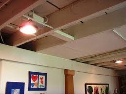 1000 images about basement ideas on pinterest painted basement ceilings basement ceilings and exposed ceilings basement ceiling lighting