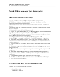 front desk manager job description invoice template desk medical receptionist resume sample hotel front office manager job description position