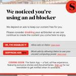 Salon to Ad-blockers: Can We Use your Browser to Mine Cryptocurrency?