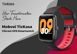 <b>Mobvoi TicKasa Vibrant</b> Smartwatch - Review of Features