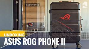 <b>Asus ROG Phone</b> 2 - the REVIEWER'S KIT unboxing - YouTube