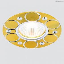 Встраиваемый <b>светильник Ambrella</b> CLASSIC <b>A808</b> AL/G