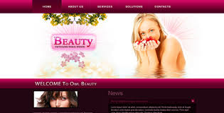 <b>Fashion health</b> and beauty website by owltemplates | ThemeForest