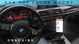 AMZCAR <b>Cup</b> Holder Phone Mount with <b>360</b>° Rotatable Cradle ...