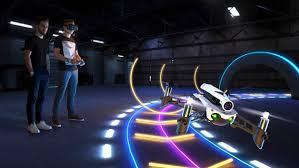 Parrot Mambo FPV, le mini-drone qui vous plonge dans la course