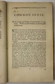 brandeis special collections spotlight thomas paine s common common sense makes for straightforward reading paine s words are strong and honest he writes courage makes no apologies asks for no forgiveness