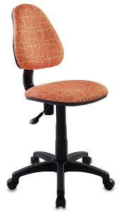 Купить <b>Кресло детское БЮРОКРАТ KD</b>-<b>4</b>, оранжевый в интернет ...