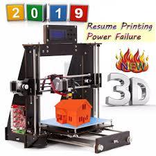 <b>CTC A13 3D Printer</b> MK8 High-precision 220x220x250mm Large ...