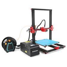 Cheap 3D <b>Printer Alfawise</b> U20 Review | Pevly