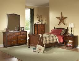 brown bedroom suit twin