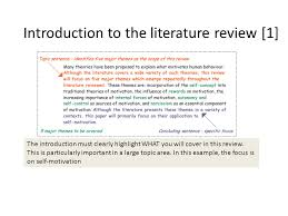 literature review on employee motivation FAMU Online