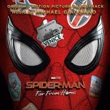 Человек-паук: Вдали от дома музыка из фильма | <b>Spider</b>-<b>Man</b>: <b>Far</b> ...