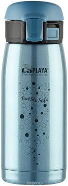 """Кружка-<b>термос LaPlaya</b> """"Travel Tumbler"""", цвет: синий, 0,35 ..."""