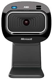 <b>Веб-камера Microsoft LifeCam</b> HD-3000 — купить по выгодной ...