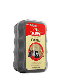 KIWI® Express <b>Губка для обуви</b>   Продукция KIWI®