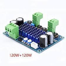 120W×2 5-28V <b>High Power Digital</b> Power Amplifier Board ...