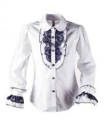 Блузка <b>Comusl</b> | школьная одежда | Одежда, Школьная одежда и ...