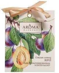 <b>Aroma Harmony Саше Спелая</b> слива, 10 г — купить по выгодной ...