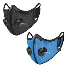 <b>Activated Carbon</b> Air Purifying Face Mask <b>Cycling</b> Reusable Filter ...