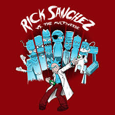 <b>Rick vs the Multiverse</b> - NeatoShop