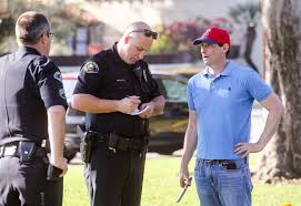 klansmen in anaheim melee released protesters still jailed the police officers interview brian levin a professor at csu san bernardino who studies hate groups