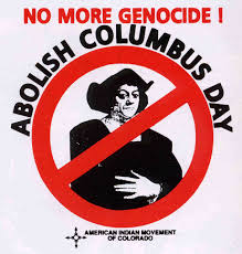 collected essays brian p ellis why we should abolish columbus day bearing their s ironically one of them fought racism martin luther king jr and the other was a genocidal racist christopher columbus