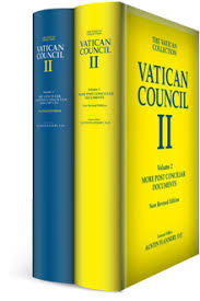 Image result for photo Vatican Council II book