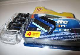 Обзор на Сменные <b>кассеты</b> для бритья <b>GILLETTE FUSION</b> ...