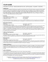 resume leadership section education section on resume resume how to be the best nanny the standout nanny resume hobbies resume examples captivating hobbies resume