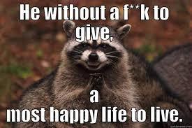 Evil Plotting Raccoon memes   quickmeme via Relatably.com