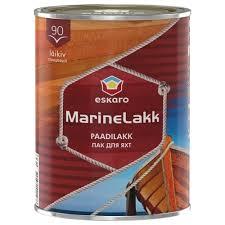 Характеристики модели <b>Лак</b> яхтный Eskaro <b>Marine Lakk</b> 90 (0.95 ...