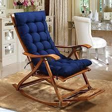 LE Autumn and winter <b>recliner</b> cushion <b>Thicken</b> Lengthen Folding ...