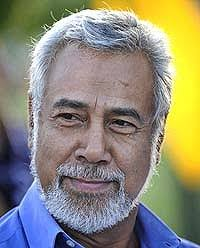The Prime Minister of East Timor, Xanana Gusmao, has vowed to make a historic stand against corporate giants that plunder the resources of tiny nations, ... - Xanana-Gusmao-200x0