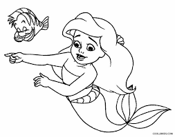 Small Picture Mermaid Coloring Page Free Printable Coloring Pages Coloring