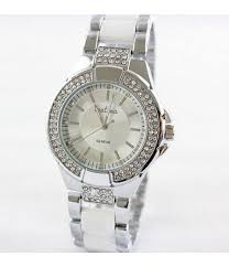<b>Brand</b> New Contena <b>Ladies</b> Quartz Watch <b>Women Crystal</b> ...