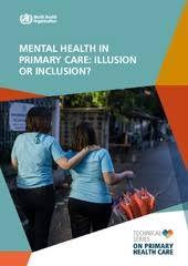 Mental health in primary care: <b>illusion</b> or inclusion?