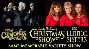 Image result for andy williams christmas show