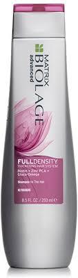 Matrix Biolage FullDensity <b>Шампунь</b> для тонких волос, 250 мл ...