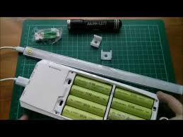 <b>5V USB</b> LED <b>Strip</b> with Touch Switch (for Med Workshop) - YouTube