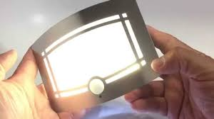 Intsun PIR <b>LED Hallway</b> / Closet <b>Light</b>, Battery Powered Motion ...