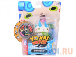 <b>Фигурка Hasbro Yokai Watch</b>: Фигурка с медалью 5010994978105 ...