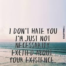 I Hate U Quotes. QuotesGram