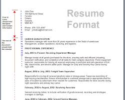 breakupus marvellous images about best accounting resume templates breakupus fair resume format amp write the best resume lovely resume format sample jsole
