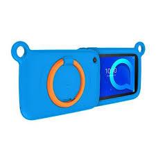 Alcatel 1T 8068, <b>7 Inch</b>, <b>WiFi</b>, 8GB, Black with Blue Bumber Case ...
