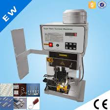 Online Shop Semi-<b>automatic Terminal Crimping Machine</b> / cable ...