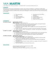 Human Resources Assistant resume  HR  example  sample  employment     cover letter for web designer  sample resume for food service