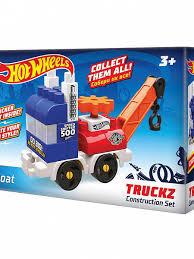 <b>Конструктор Hot wheels</b> серия truckz Floаt 27 эл. 716 Bauer ...